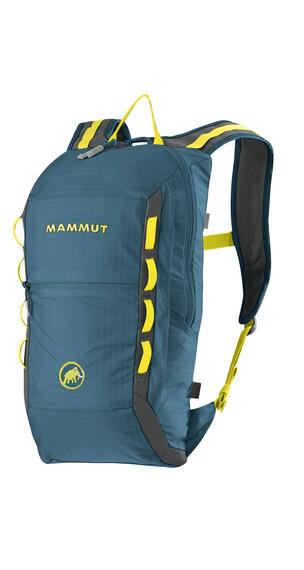Mammut Neon Light  rugzak 12l geel/petrol